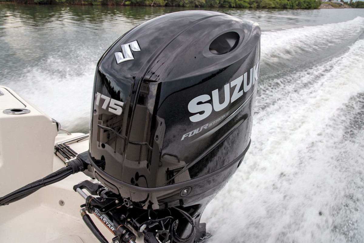 The new Suzuki DF150/175AP now has the Gen II technology of the DF200AP.