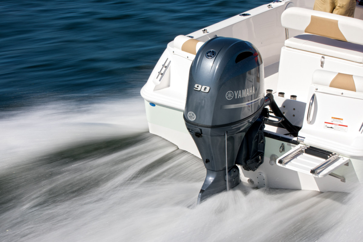 The new propulsion trade only today for Yamaha 90 outboard weight