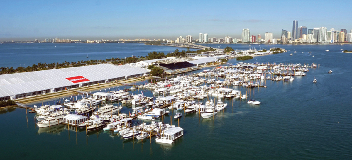 Boat show organizers say a series of improvements will go into effect at this year's show.