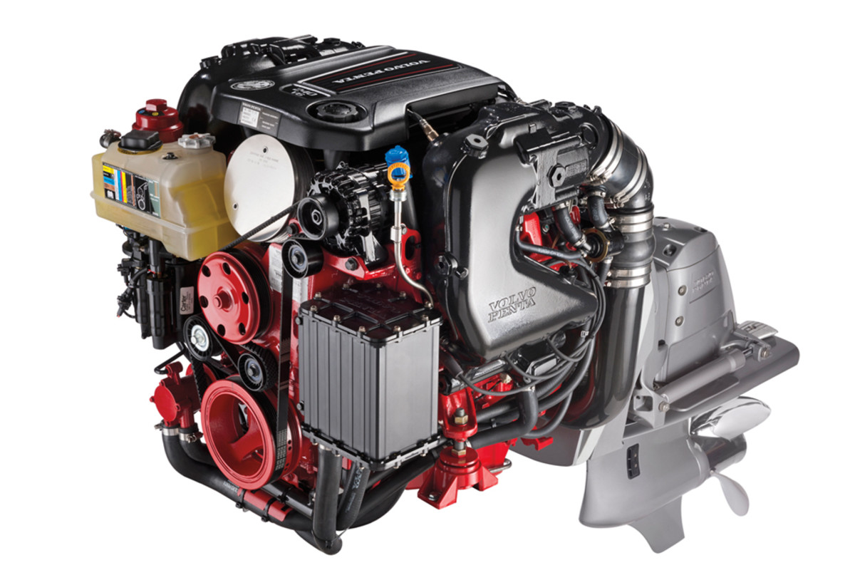 """""""The technology leaps of Gen V are huge,"""" says Volvo Penta of the Americas president Ron Huibers."""