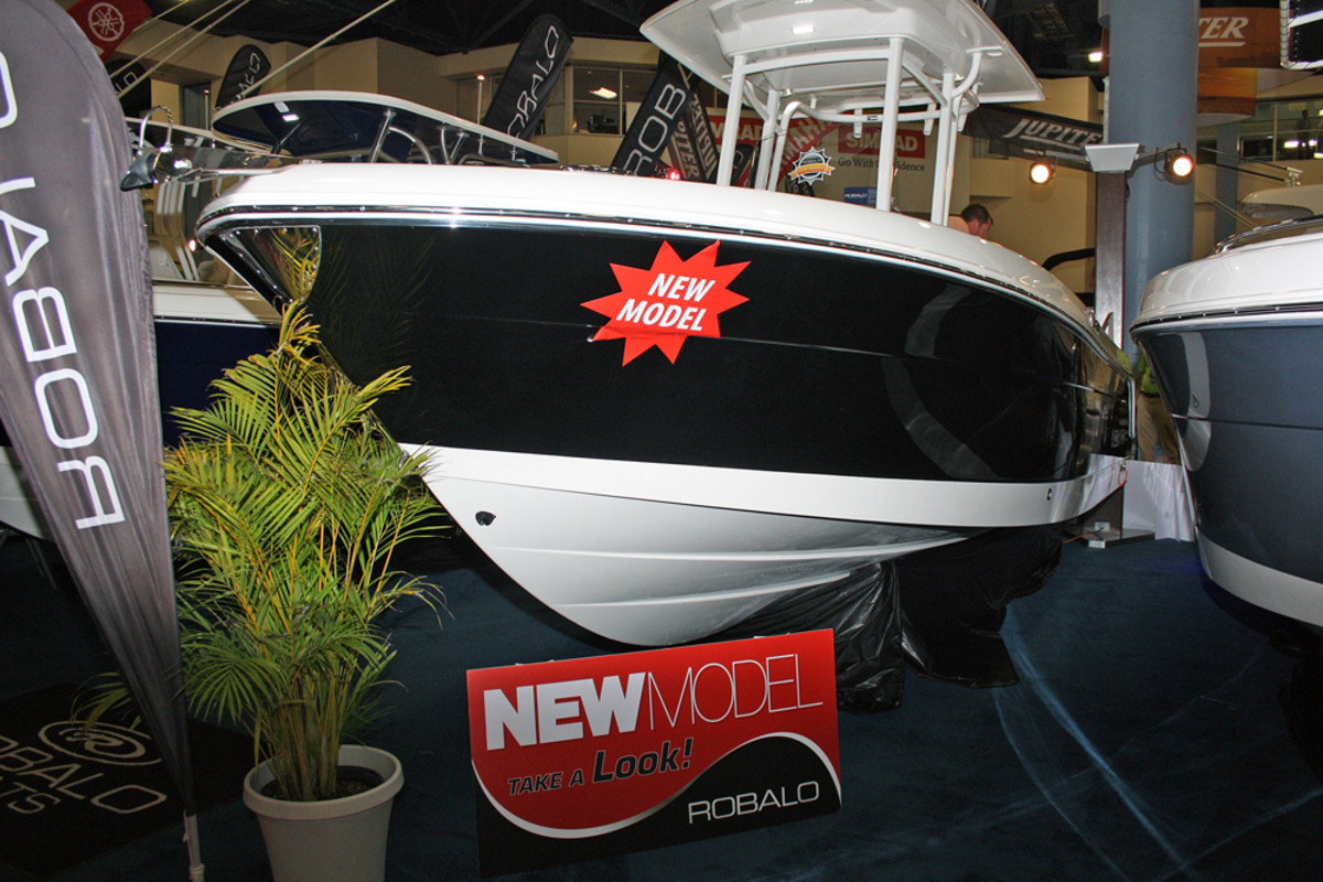 Chaparral and Robalo builder Marine Products Corp. cited a decline in Canadian sales because of the strong U.S. dollar.