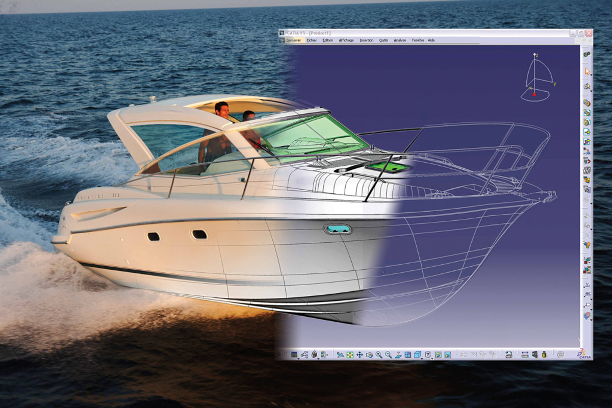 Jeanneau continues to design innovative powerboats for its Prestige brand