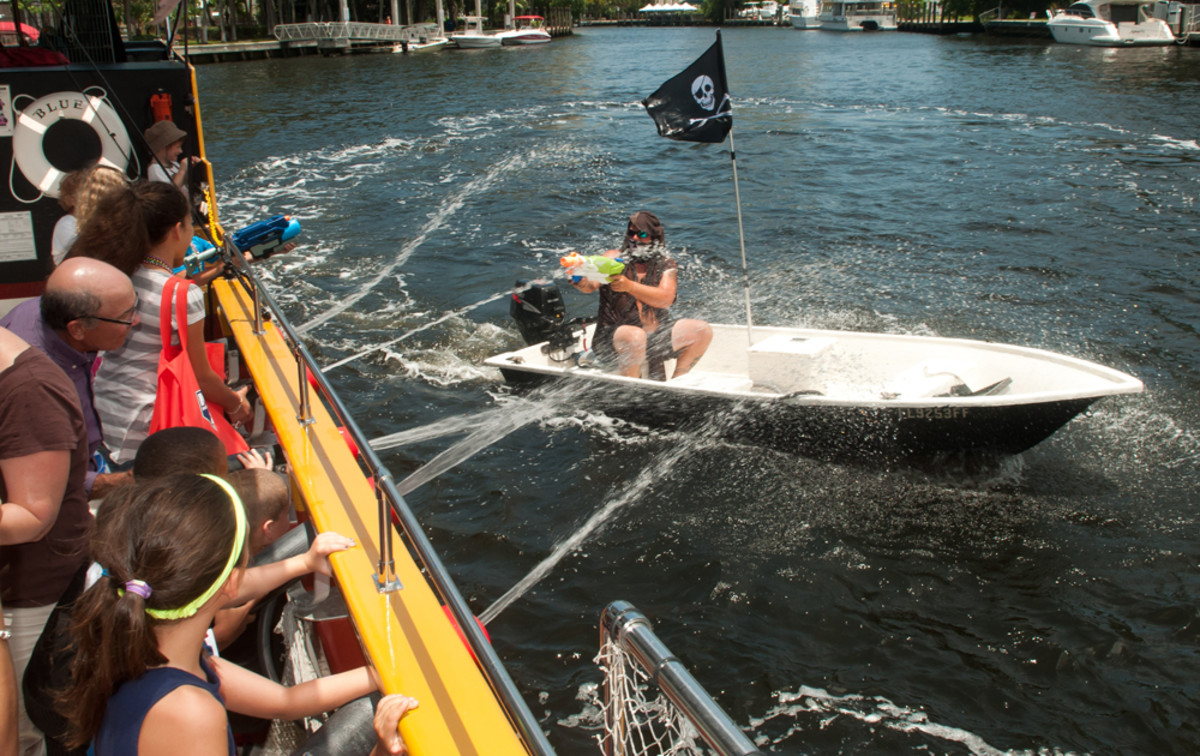 The Marine Industries Association of South Florida's family-oriented Marine Industry Day attracted more than 2,000 people last year. It returns June 20.