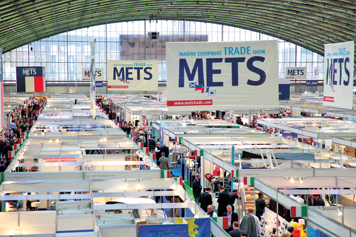 More than 22,000 marine industry professionals are expected METS this year.