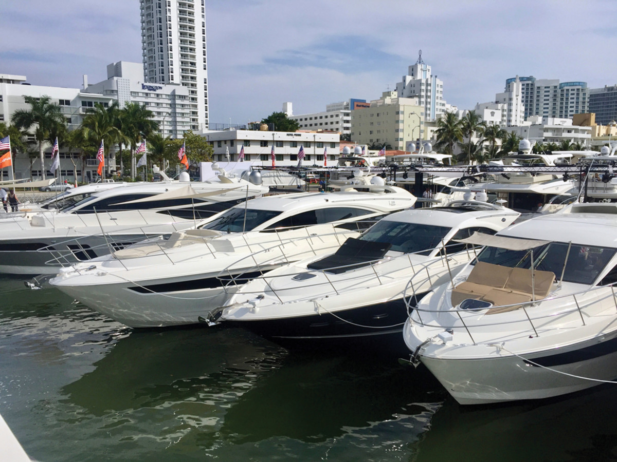 Show Management has been producing the Fort Lauderdale International Boat Show since 1976, when the company was founded.