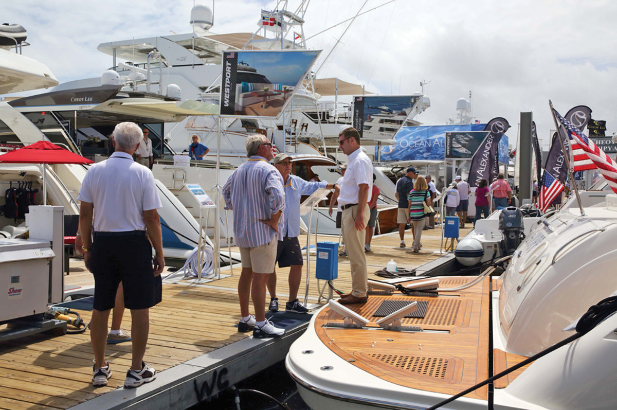 Growth in home ownership and gains in other economic yardsticks bode well for boat sales.