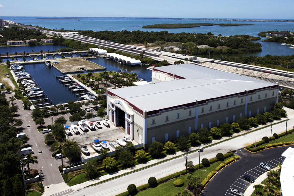 The Loggerhead marina in St. Petersburg, Fla., is among the 11 that Suntex acquired.