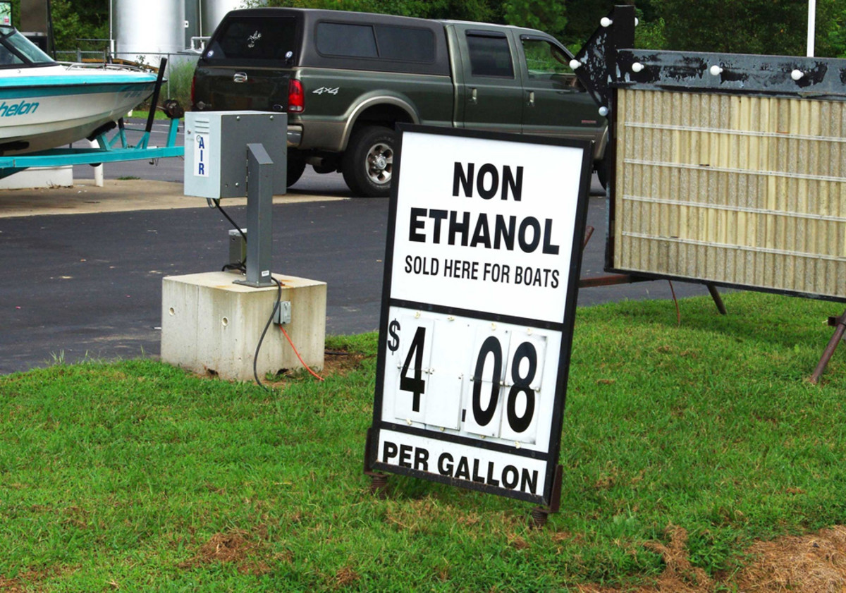 Many boaters want ethanol-free gas in their boats, but not all of them can find it, a recent BoatUS survey shows.