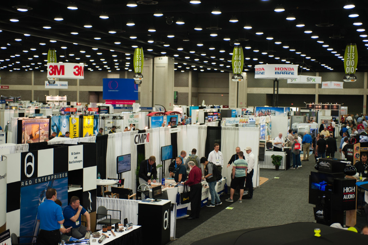 There were 4,700 attendees this year at IBEX in Louisville, Ky., compared with 6,900 at last year's event in Tampa, Fla.