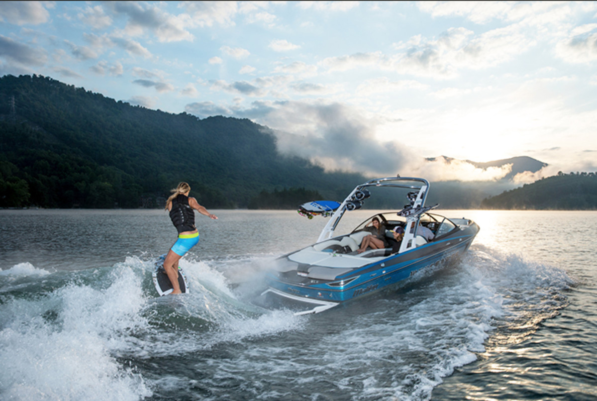 Malibu Boats sued MasterCraft Boat Co. in 2015, alleging that MasterCraft infringed on Malibu's wakesurfing technology patent.