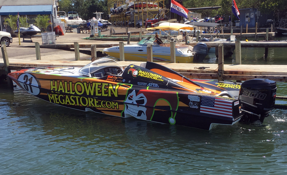 Mercury Racing sponsors powerboat race series - Trade Only Today