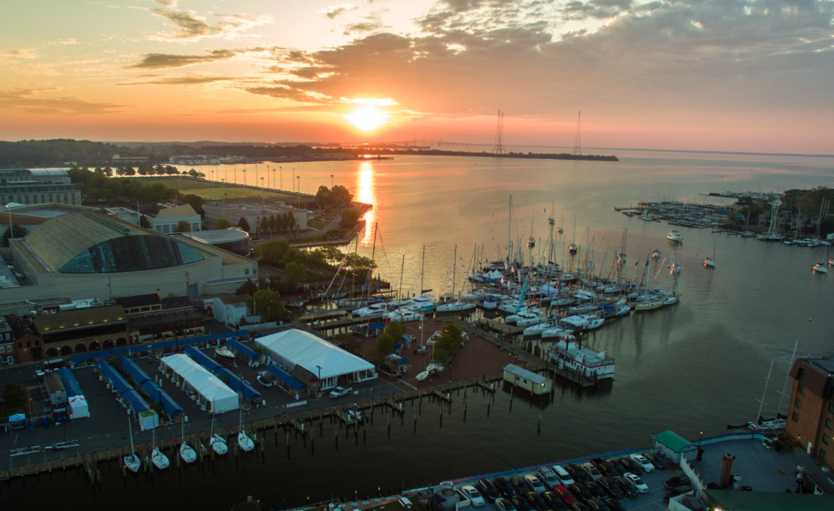 The Annapolis Spring Sailboat Show saw a boost in attendance.