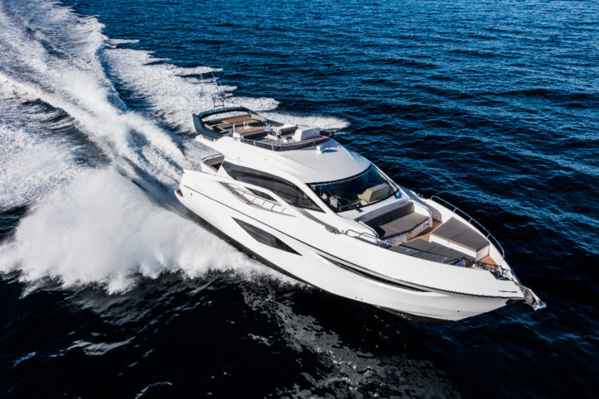 Numarine will expand its Flybridge line with the introduction of the new 60 at Yacht Miami Beach, which is set to take place Feb. 11-15 on Collins Avenue and at Island Gardens Deep Harbour Marina.
