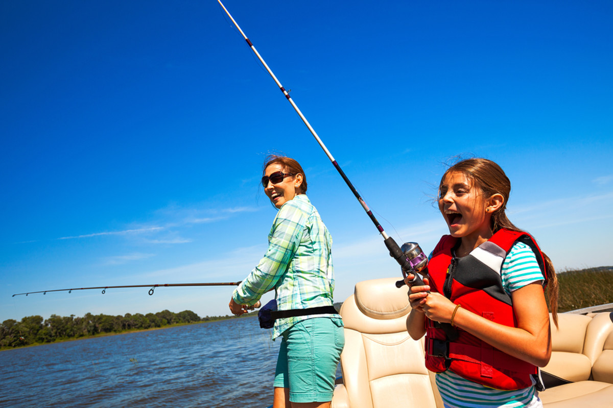 The recruitment effort for boating and fishing is focusing on attracting more women and children to the outdoor lifestyle.