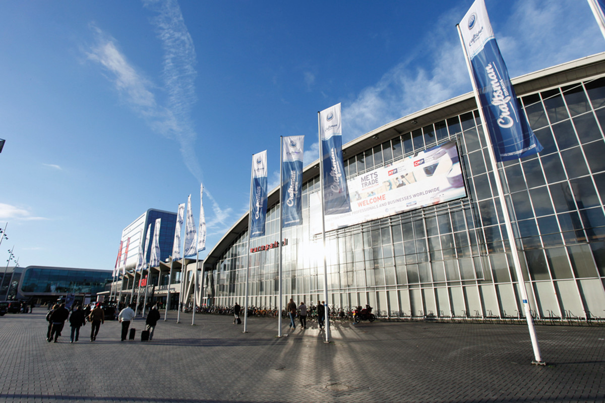 Companies from all over the globe show their newest and most innovative products in Amsterdam.