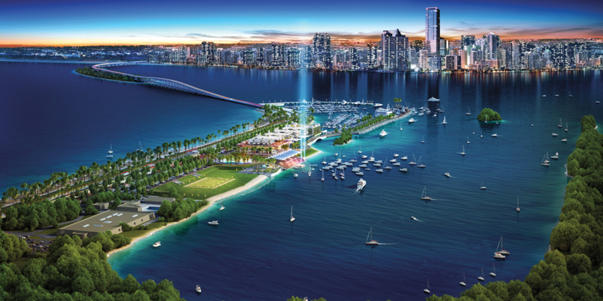 NMMA executives and Miami officials say the boat show will go on at the Marine Stadium and Basin grounds, whether or not there is a mediation agreement with the move's Key Biscayne opponents.
