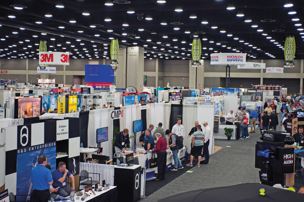IBEX is a place where innovation abounds and there was more new product on display at this year's show than at any in recent memory.