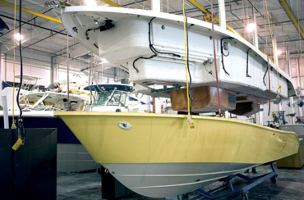 Boatbuilding S Resin Infused Future Trade Only Today