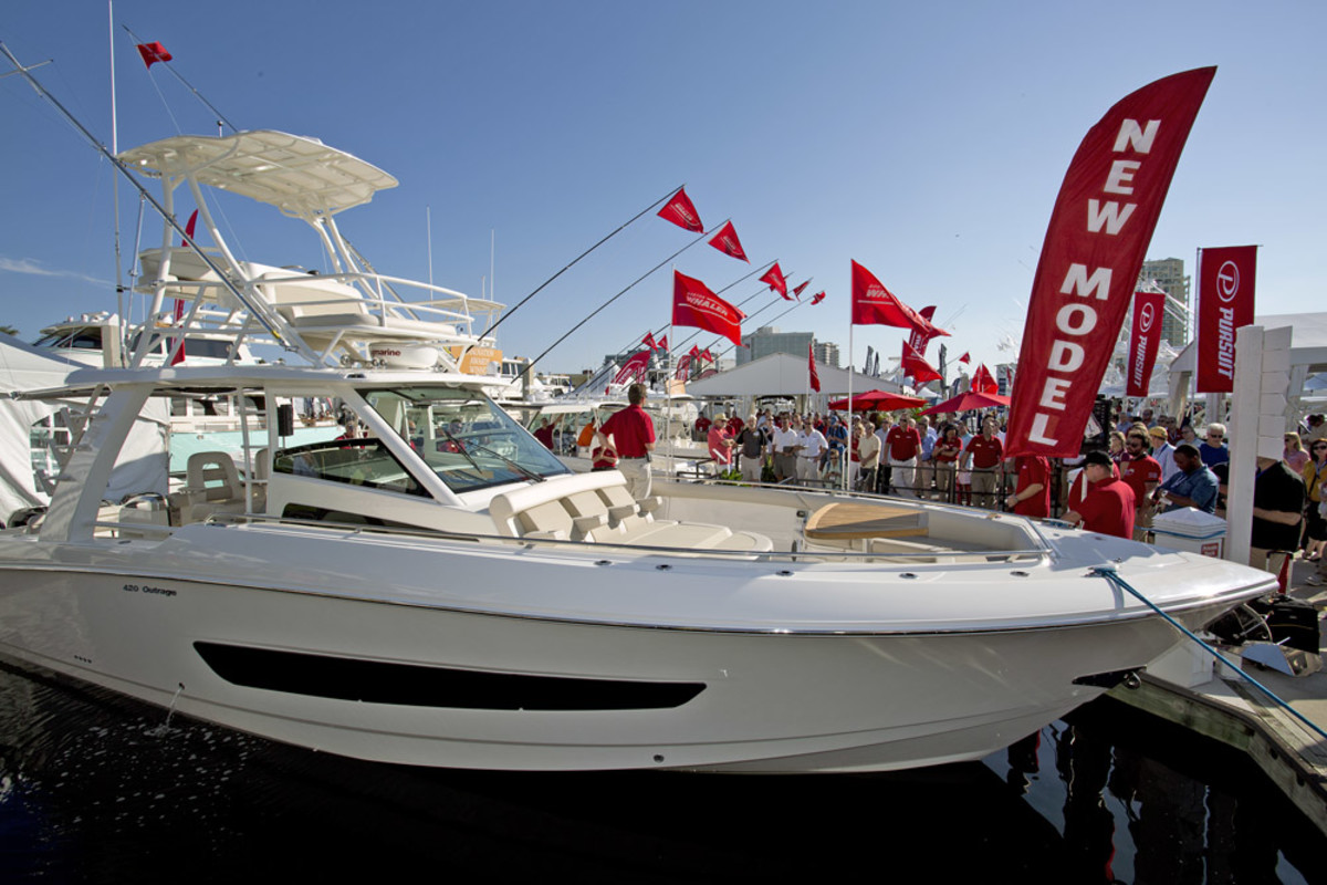 The 56th Fort Lauderdale International Boat Show, which opens Thursday and runs through Monday, is seeing the center console boat segment grow the fastest.
