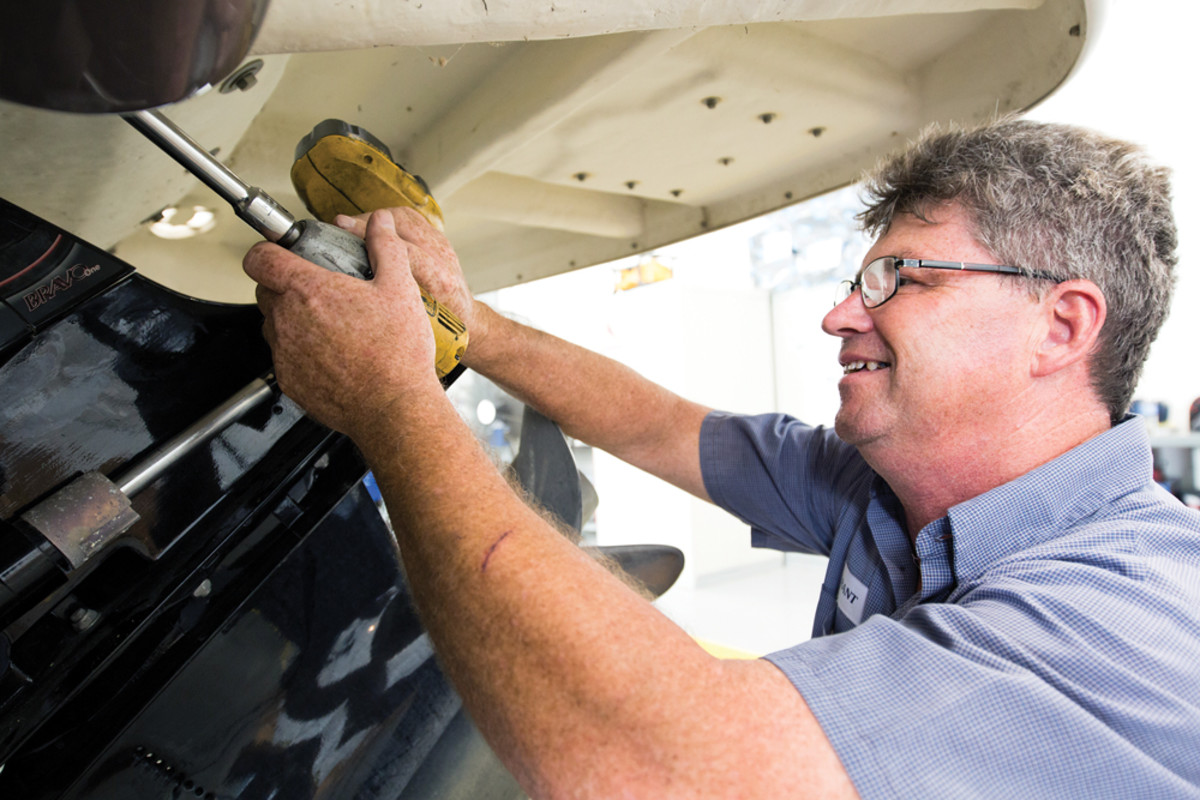 The skilled labor shortage that has become acute in the boat business is showing up in other industries as well.