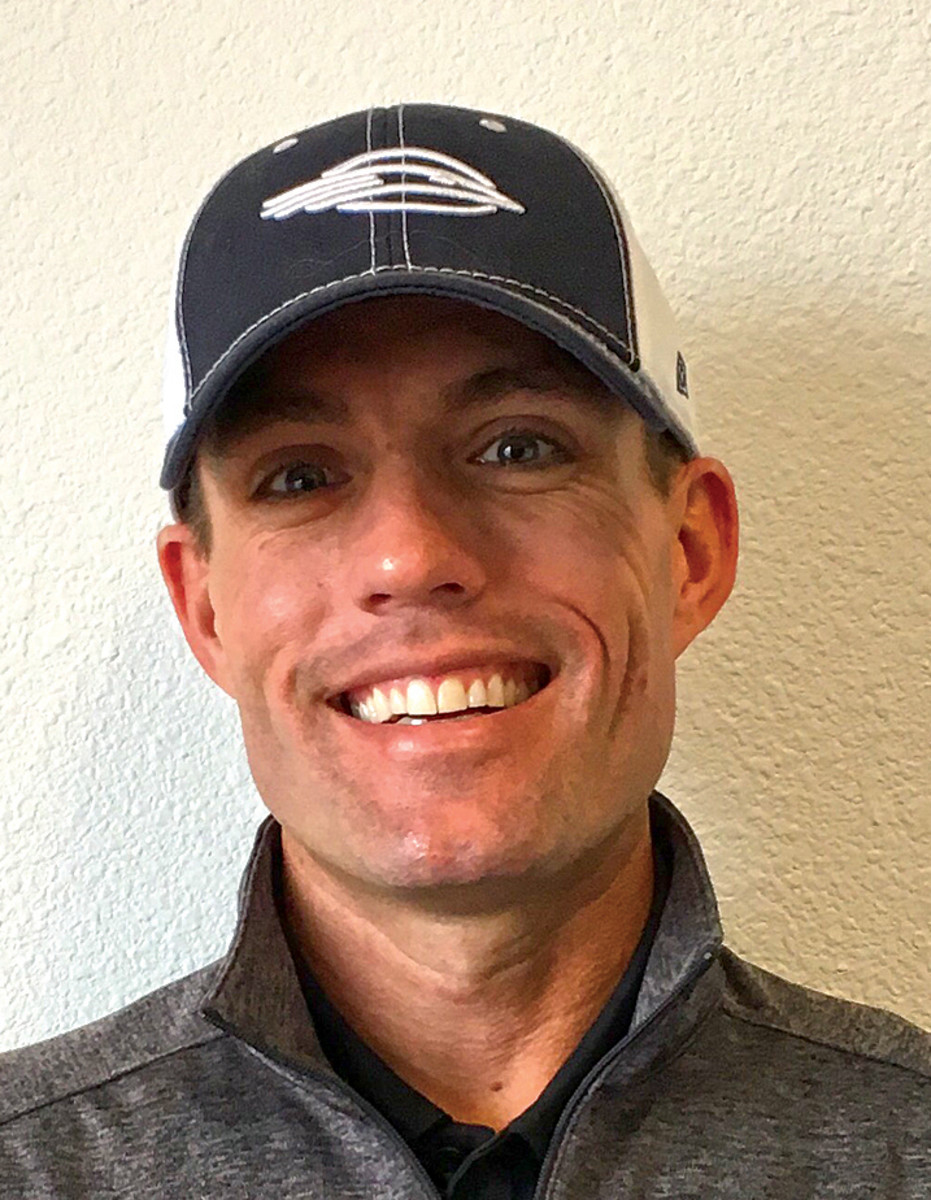 Eric Smith, 39, Operations manager Colorado Boat Center Johnstown, Colo.