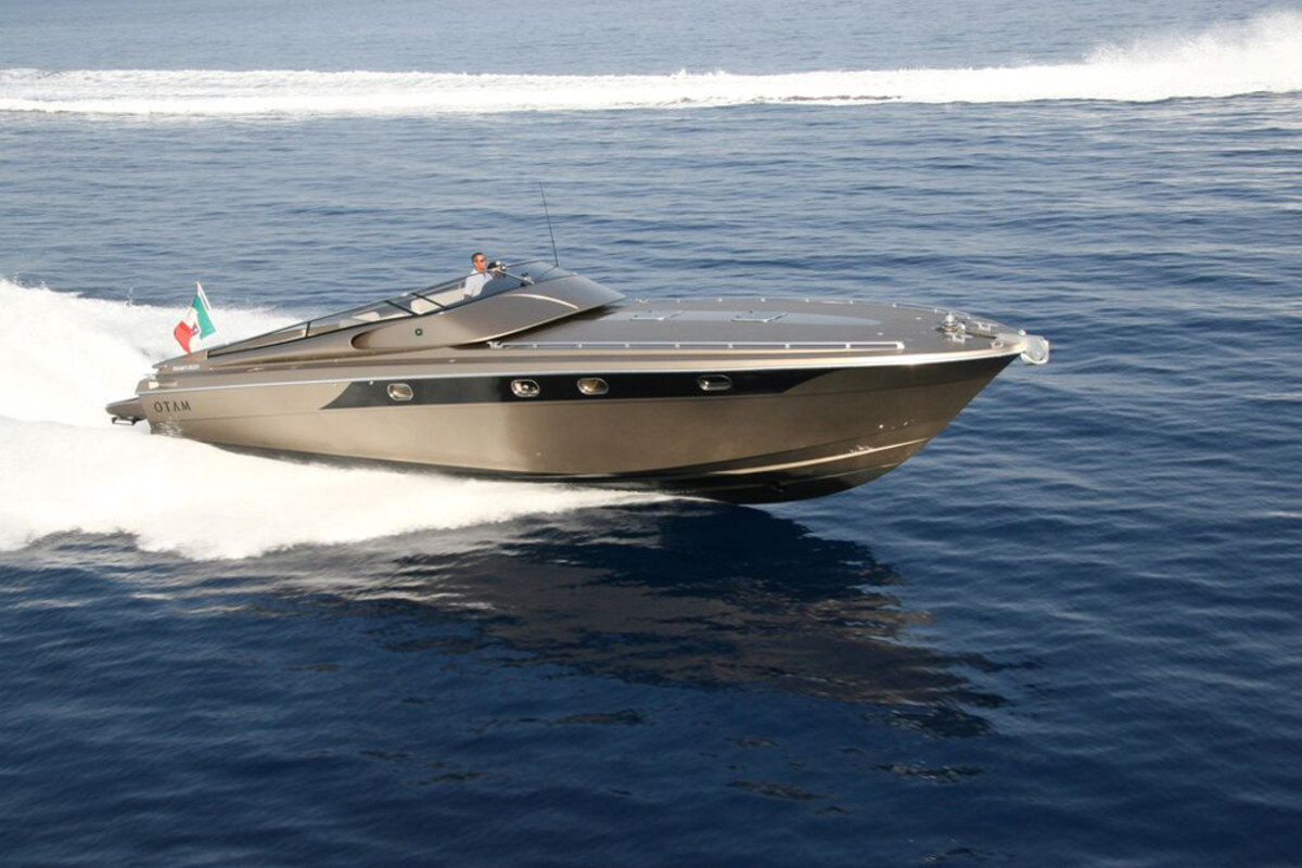 Otam plans to bring its Millennium 45 Open to the Fort Lauderdale show.