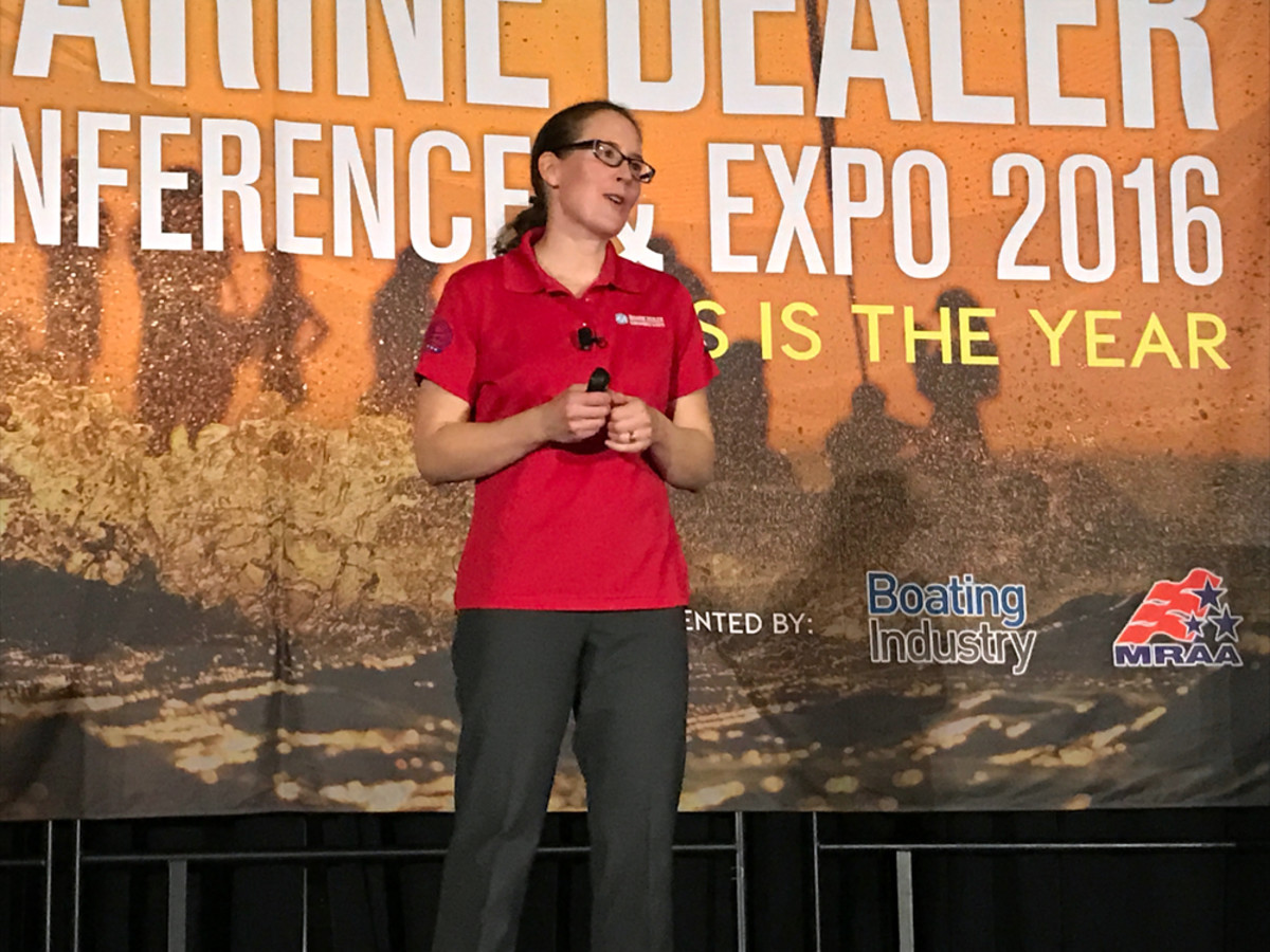 Marine Retailers Association of the Americas vice president and director of education Liz Walz said the key to the event's success has been acting on attendee feedback to make improvements each year.