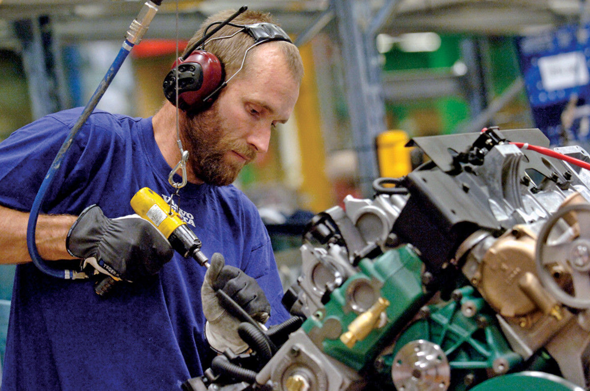 There is widespread agreement that the industry faces a critical shortage of skilled workers.