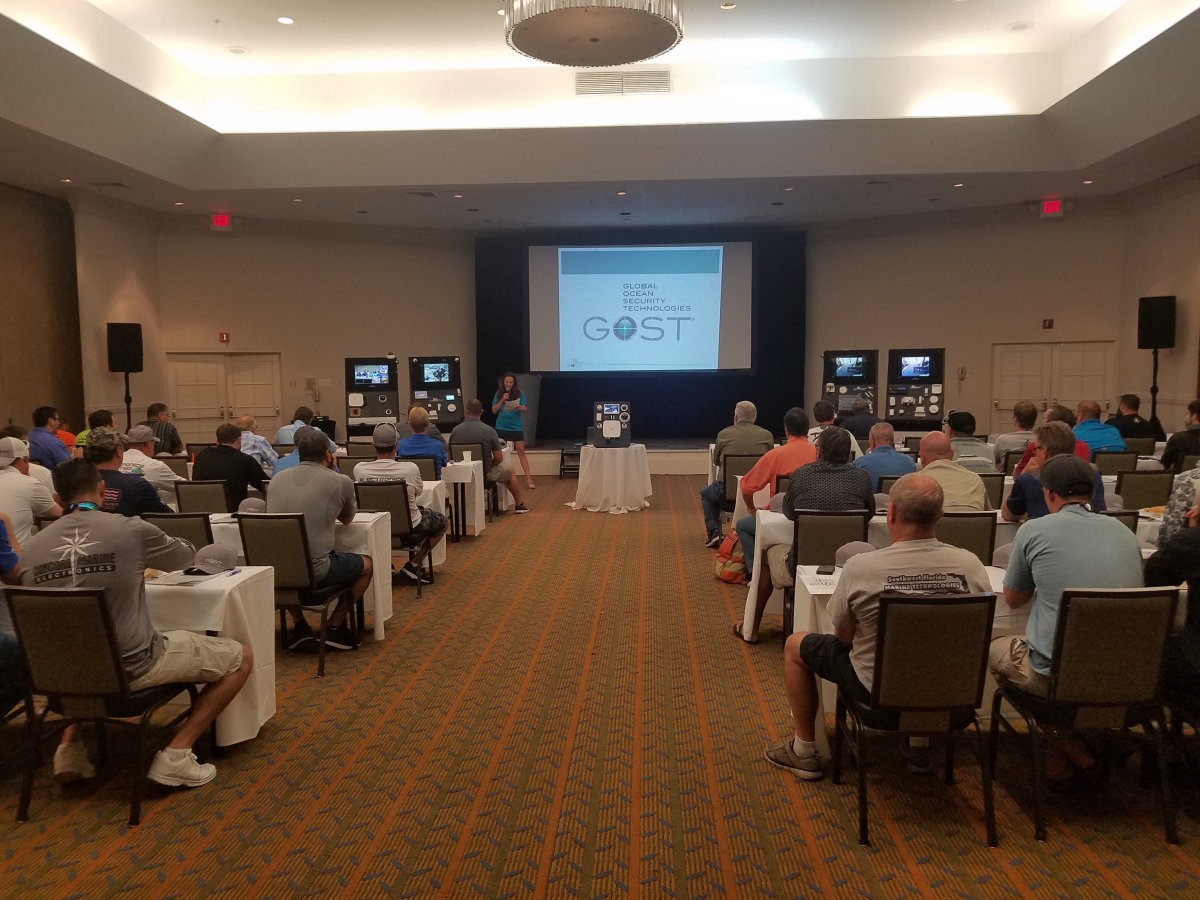 GOST's annual dealer training seminar drew more than 100 people.