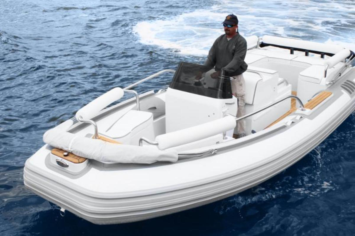 The Launch 650 is one of four new tenders from Novurania.