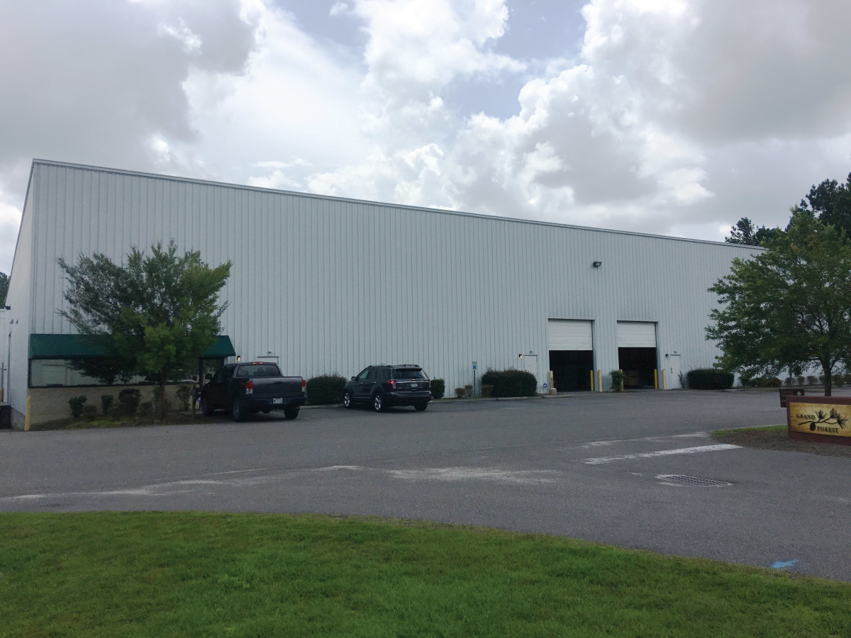 The new facility in Summerville will be used to distribute Taco Marine products to customers in the Carolinas.