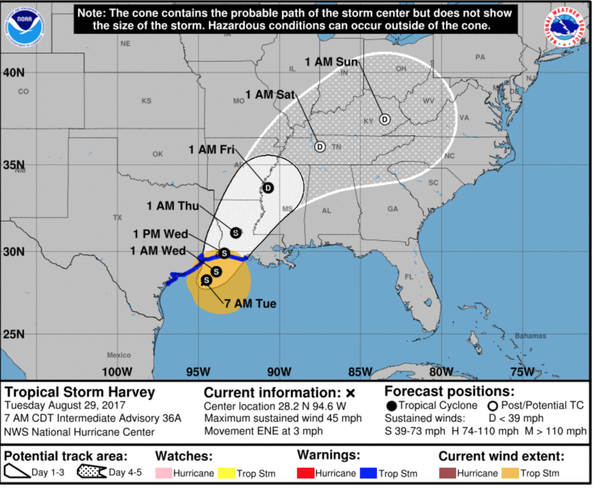 Harvey Map