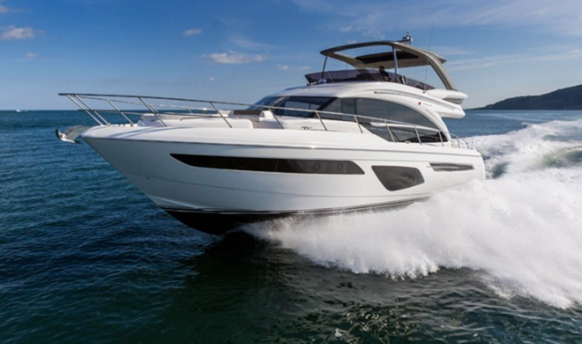 Attendees at the Cannes boat show will get the world's first look at the Princess 62.