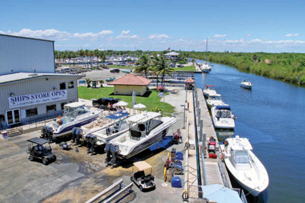 Suntex Loggerhead Marina Photo