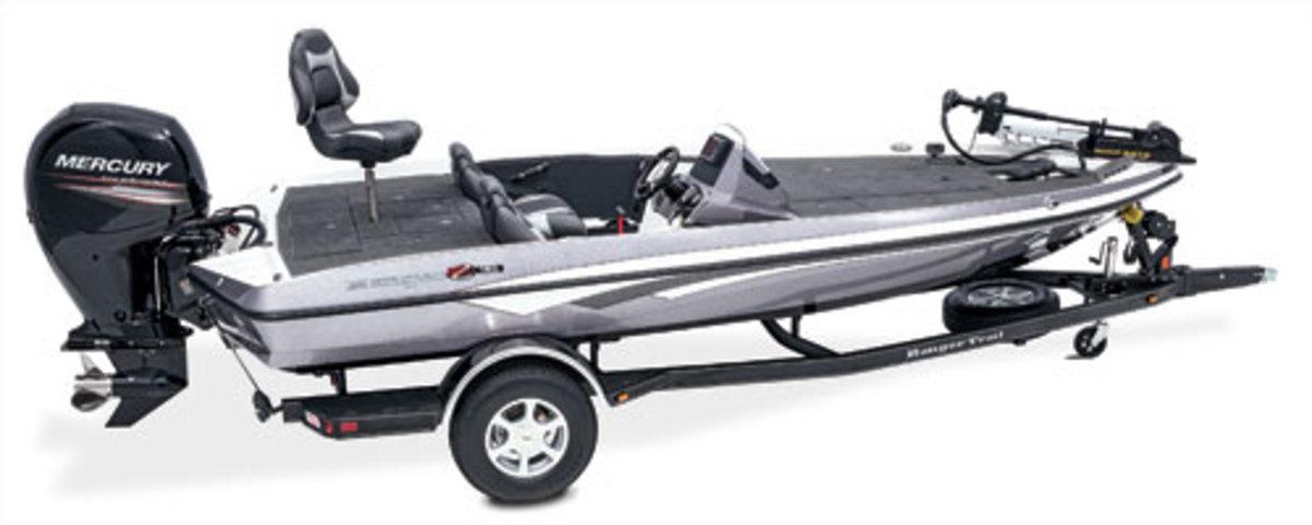 Photo of Ranger Z185 Boat motor and trailer