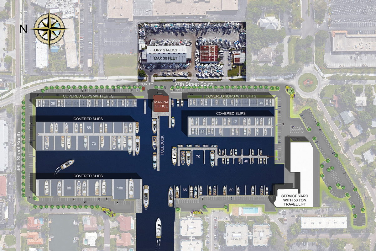 Photo of Marina renovation plan