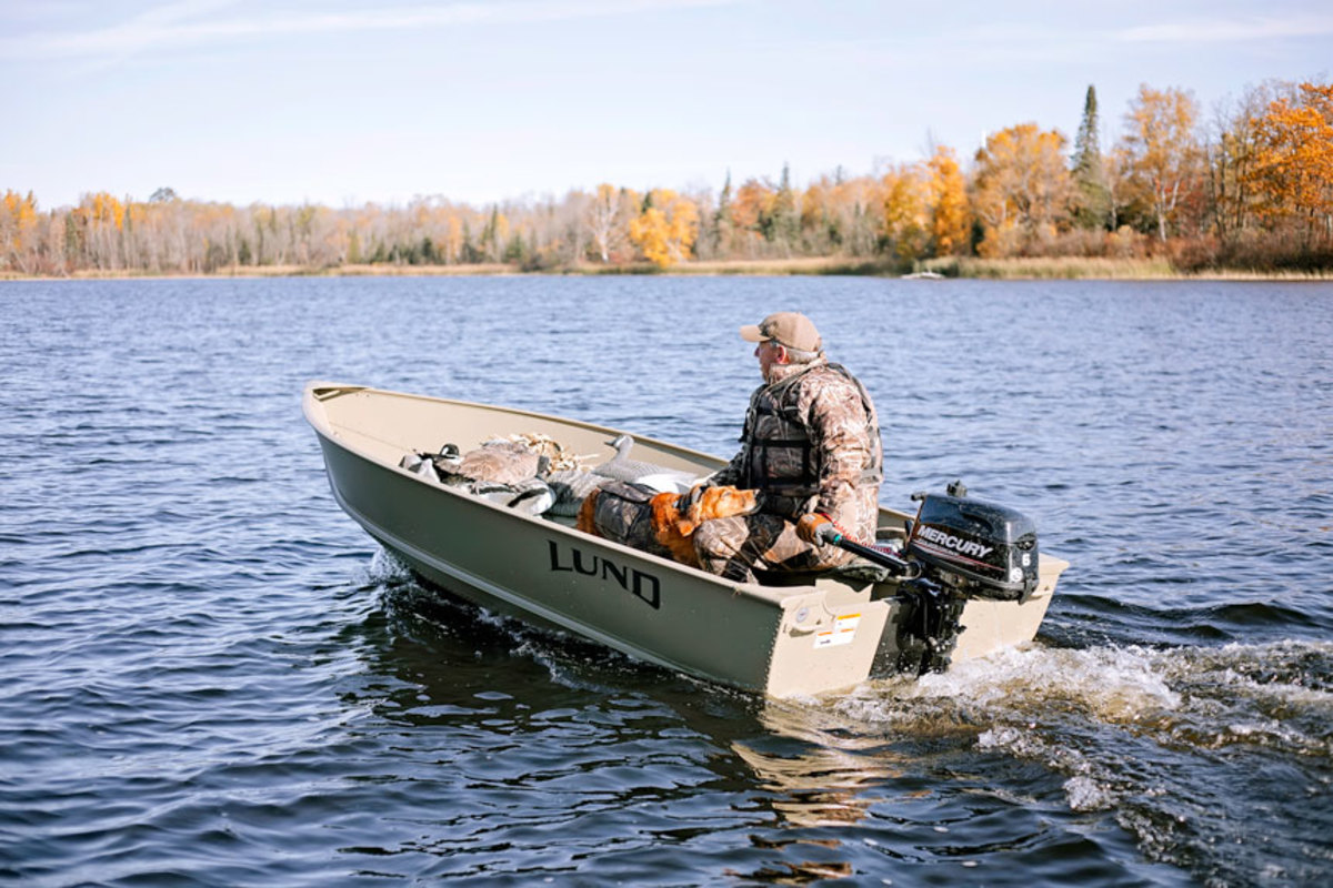 Marine manufacturers fear the aluminum tariffs will drive up the cost of aluminum fishing boats and pontoons, which are often deemed as value-oriented and entry-level boats.