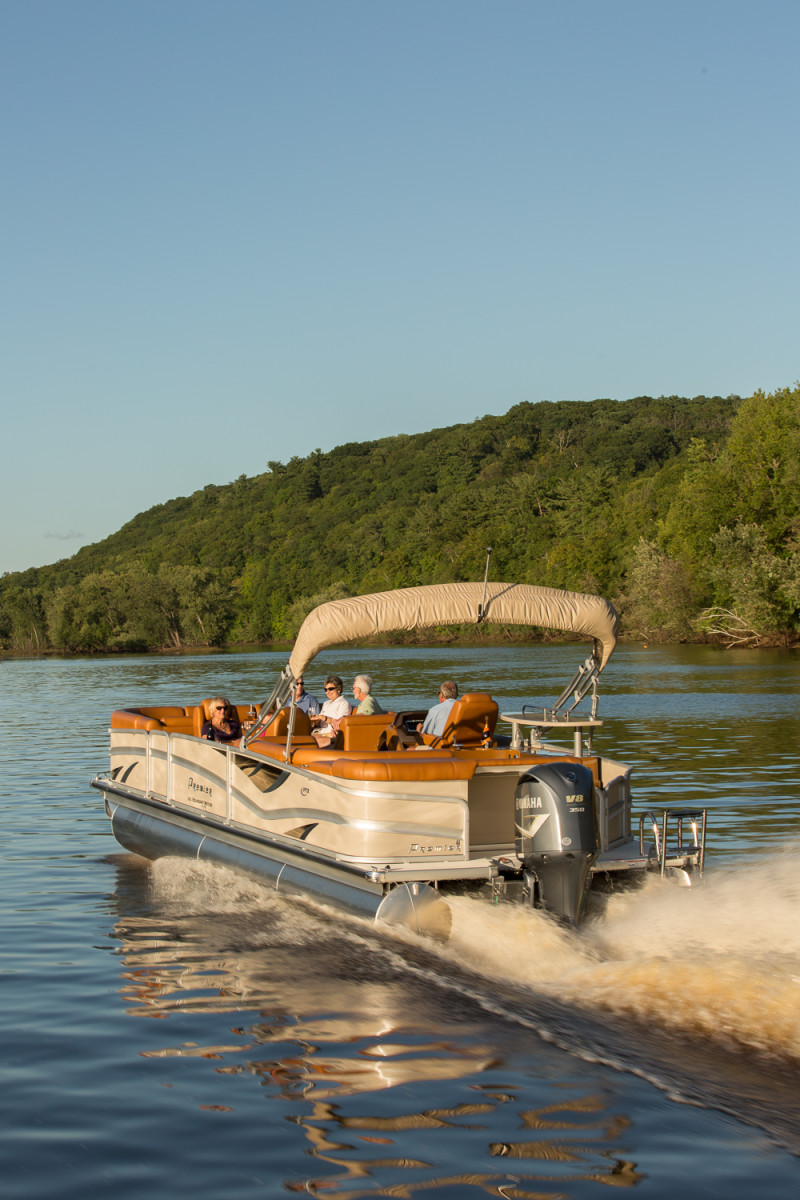 Premier will continue to build pontoon boats in Minnesota