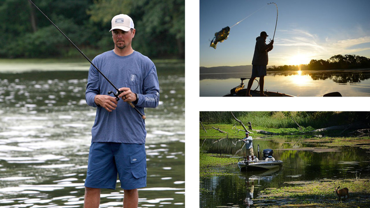 After making clothing for saltwater fishing, AFTCO has recently gotten into apparel for freshwater angling.