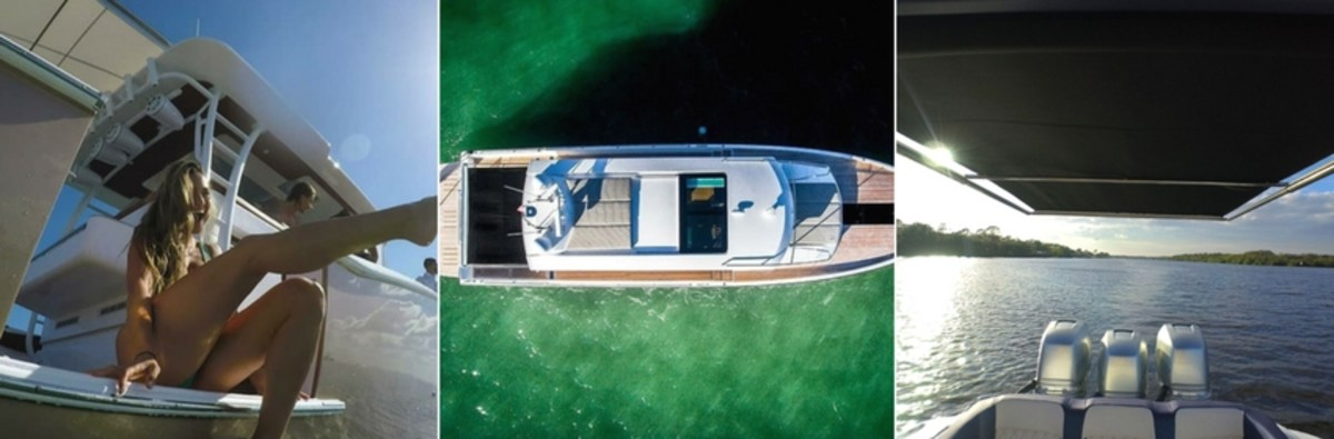 SureShade products have become some of the most popular shades in the marine industry.