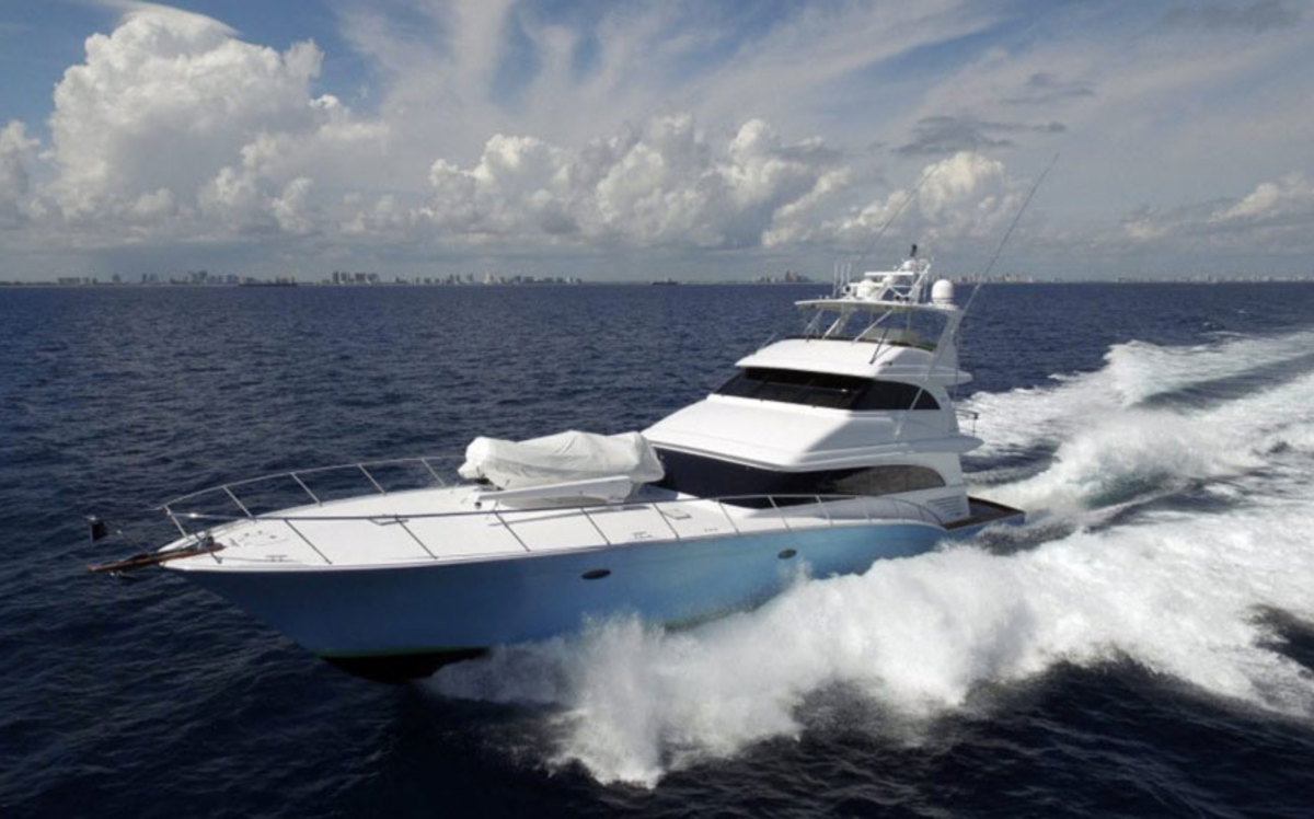 Successful transactions on large yachts like helped United achieve strong sales in the first quarter of 2018