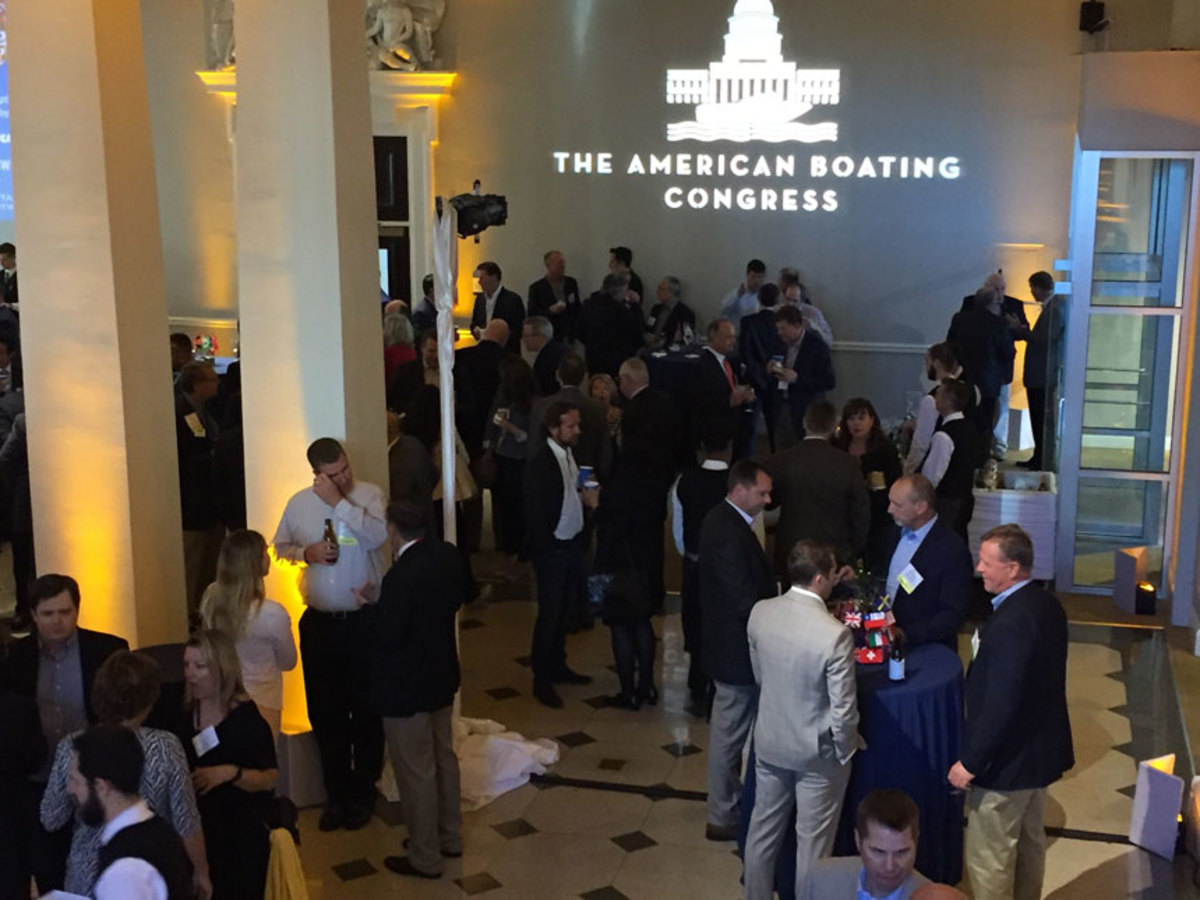 The American Boating Congress will take place May 9-11.