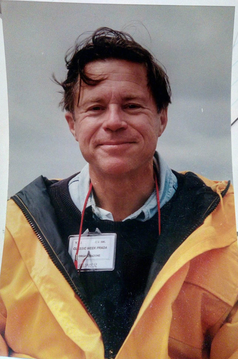 Jeff Napier was a pioneer in establishing a voice for the marine industry on Capitol Hill. Photo by Cathy Rick Joule