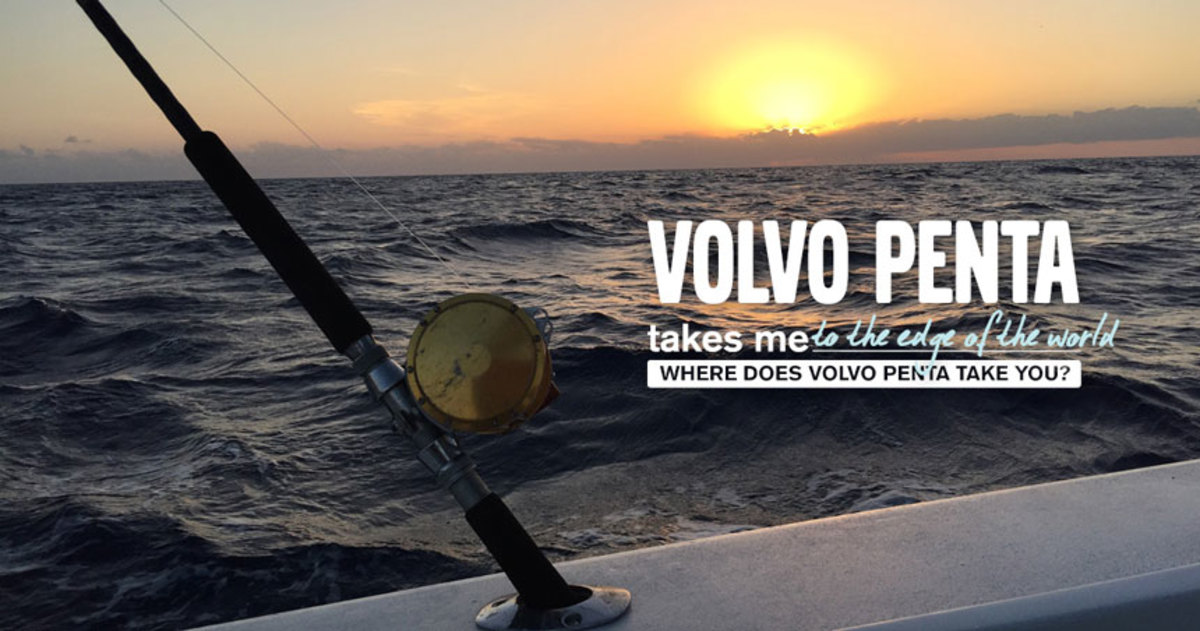 Volvo Penta won a Gold award for its customer engagement campaign, Where Does Volvo Penta Take You?