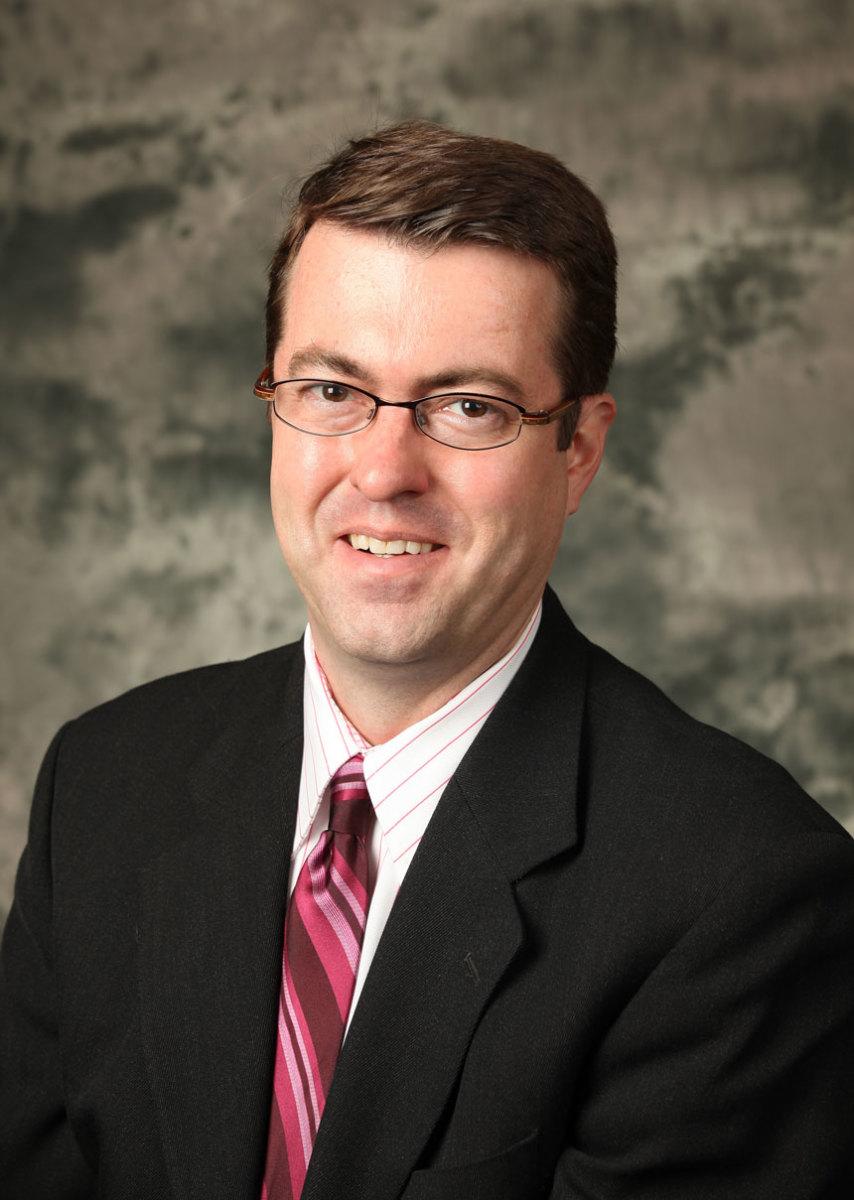 NAM economist Chad Moutray