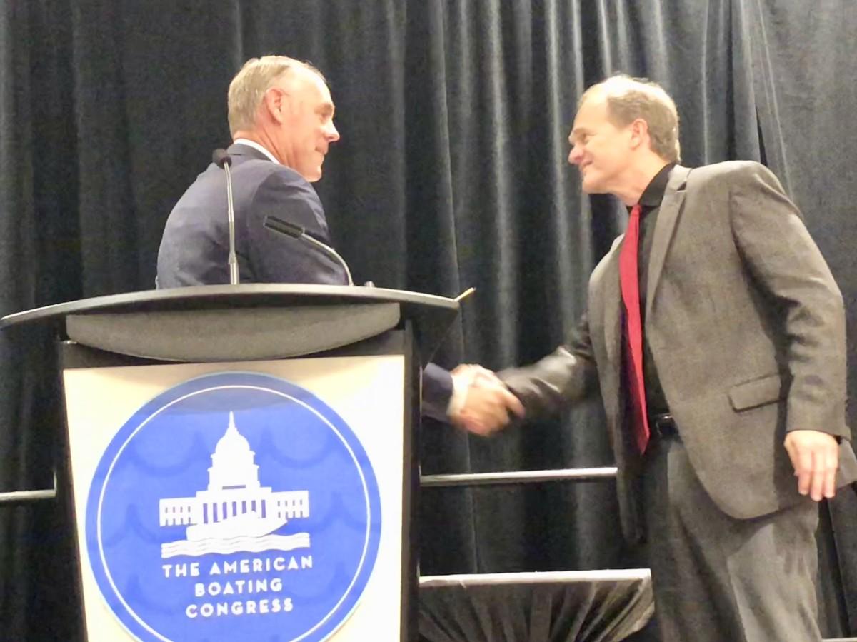 Interior secretary Ryan Zinke named Bill Yeargin to the Made in America Advisory Committee