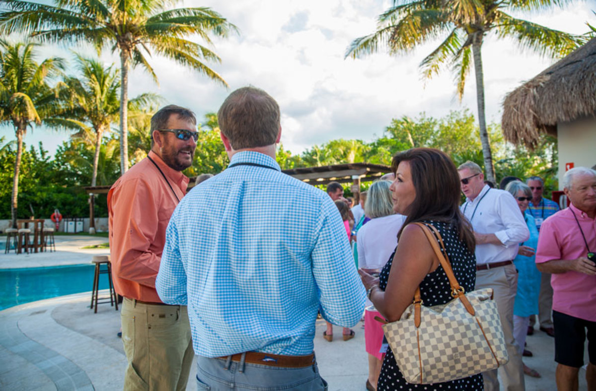 The 2017 MLA conference, an event that gathers marine industry leaders in small settings, took place at Fairmong Mayakoba in Riviera Maya, Mexico.