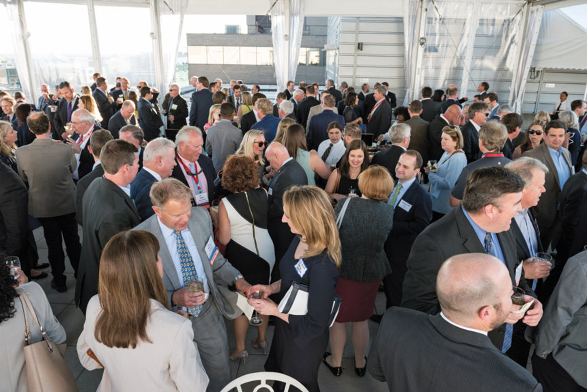 The annual industry gathering in Washington, D.C., offers participants the opportunity to talk face-to-face with colleagues from around the country.