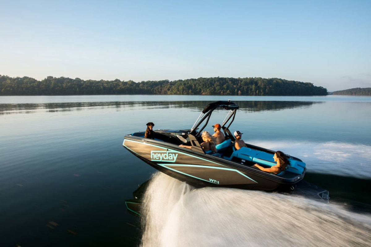 Suntex purchased 300 new boats to rent out and to create boat clubs.