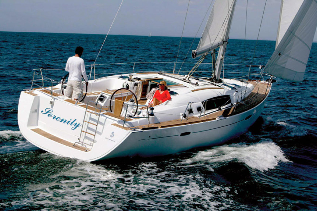 Serenity was the No. 1 boat name for 2017